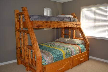 Comfortable Bozeman Bunk Room - Bozeman - 단독주택