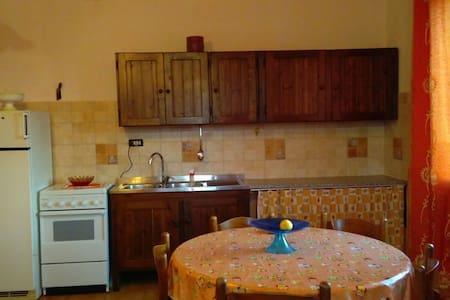 Appartamento con giardino e barbecue - Apartment