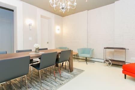 AMAZING location 4 BR in Soho - New York - Apartment