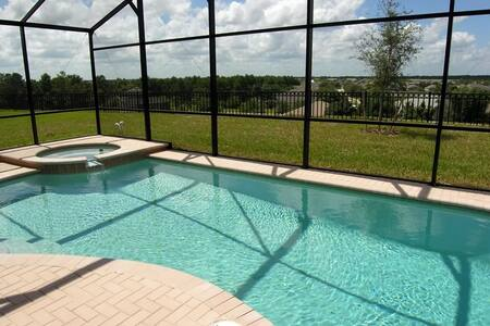 Villa 2574, Archfeld Blvd, Windsor Hills, Orlando - Kissimmee - House