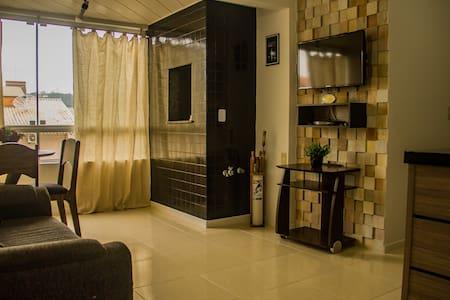 Apartamento na Praia - Bombinhas