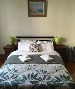 Central Suburb Delightful 1 room for 2 guests - Villa
