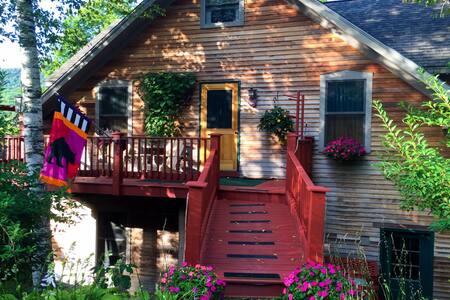 White Birch Cottage(Sugarb,Madrivr) - Moretown - Dům