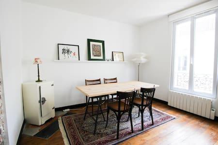 Sunny and peaceful flat - 14th arr. - Parijs