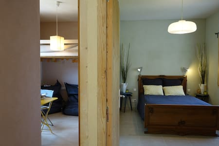 Chambre au milieu des vignes bis - Bed & Breakfast