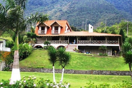 Perfect Gettaway Mountain House - Pallatanga