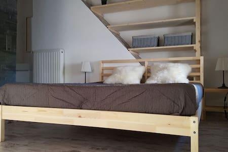Appartement de vacances 35m2 indépendant - Les Bois