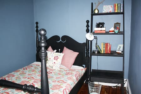 Private Room in Port Richmond Rowhouse, Philly - Philadelphia - Rumah