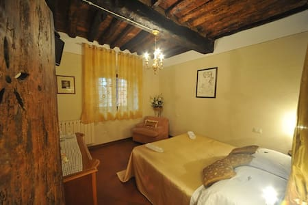 romantic room in ancient Villa - Pistoia - Villa
