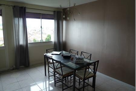 Appartement F3 rénové et pratique - Wohnung