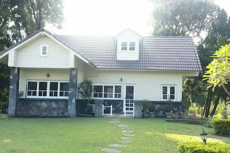 Enjoy our 3BR Cozy Home&Nature. - Pak Chong