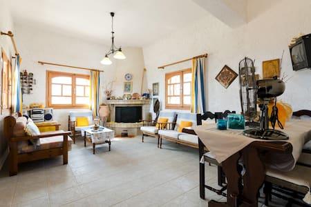"""Relaxing family apartment """"SEAVIEW"""" - Tsoutsouros - Lägenhet"""