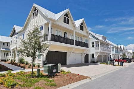 Prominence - Sea Bliss A - Beautiful Townhome - Watersound - Townhouse