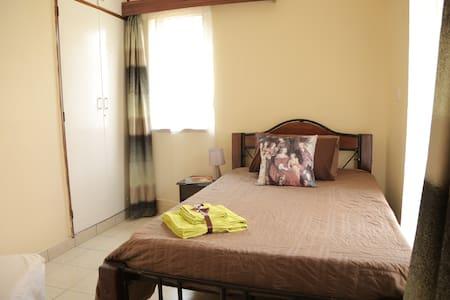 Bright spacious apartment - Nairobi