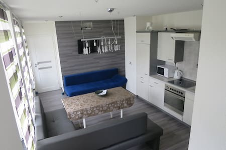 Kleine gemütliche Einlieger-Wohnung in Krauschwitz - Krauschwitz - Apartamento