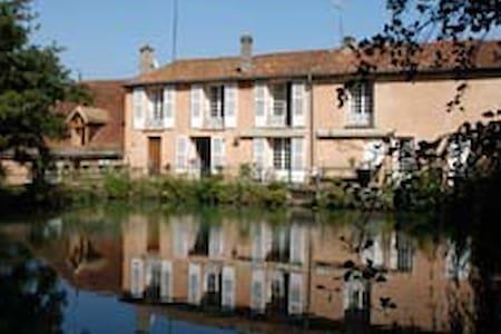 moulin de bugy - Saint-Maurice-de-Satonnay