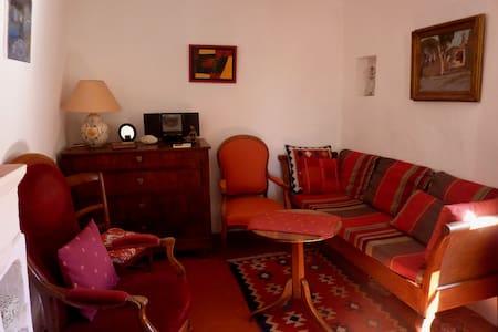 maison provençale traditionnelle - Entrecasteaux - Casa