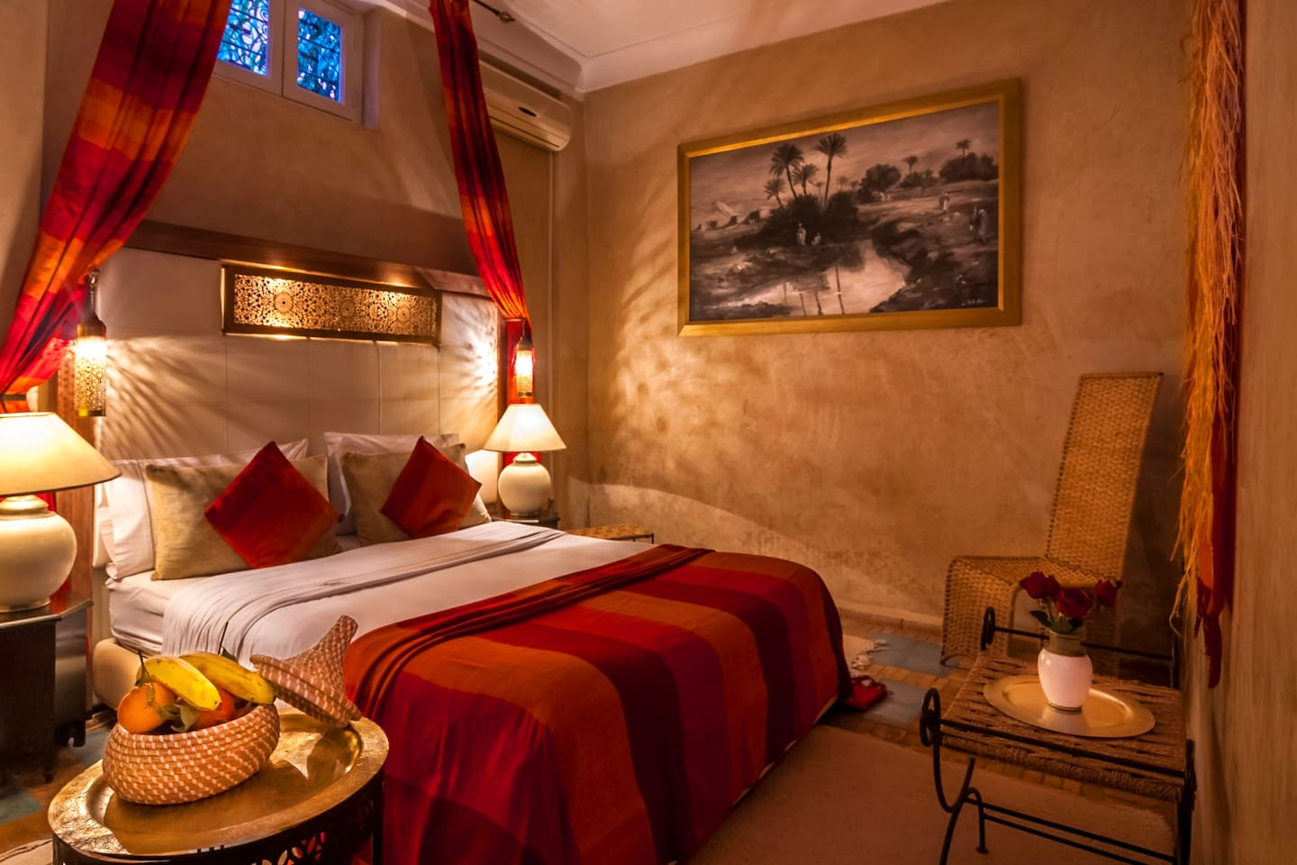 Riad: The sweet Datte room
