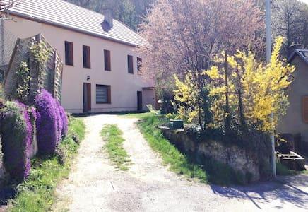 Maison indépendante à la campagne - La Motte-Saint-Martin