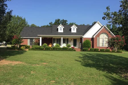 Russell Home - Pontotoc - Casa