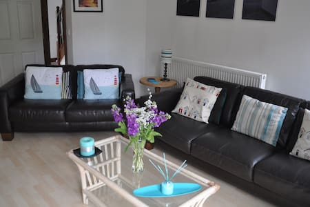 StylishTownhouse (sleeps 10) near Pembs beaches - Haverfordwest