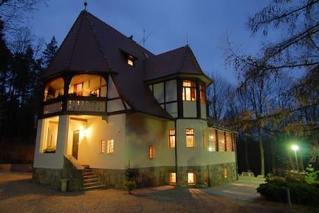 Rezydencja Lawendowe Wzgórze - Zachełmie - House