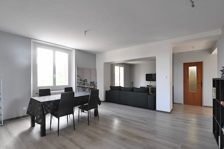 Haut de villa 120 m2 à 5 min d'Alès - Saint-Hilaire-de-Brethmas - Haus