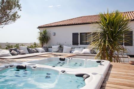 Villa La Sardane - La Rochelle - L'Houmeau - Villa