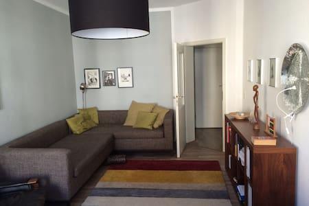 Wohnung im Herzen von Schleussig in Leipzig - Appartamento