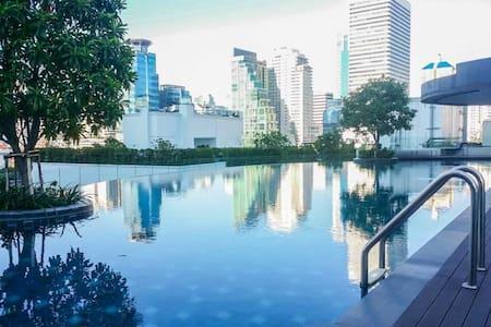 Homefy in Center of Bangkok Sukhumvit (56) - Bangkok - Condominium