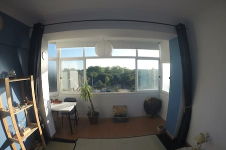 Cosy double room 5 min from beach! - Appartement