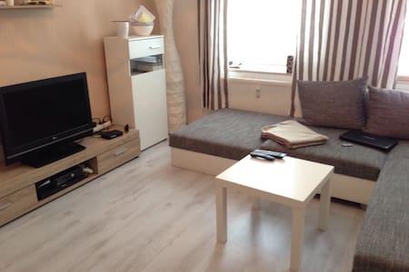 Gemütliche 2-Zimmer Wohnung - Chemnitz