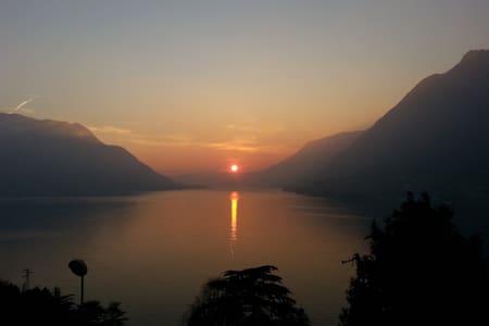 Bellissima vista lago di Como - Apartment