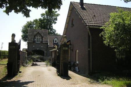 Landelijk vakantiehuis in kasteel sfeer - Ház