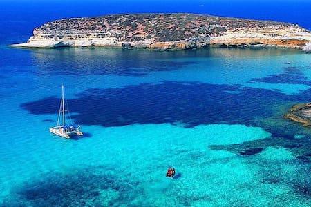 Lampedusa... vacanza nel paradiso in terra - House