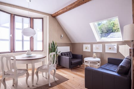 Albert & Frieda – Historic & modern Ambience - Appartement en résidence