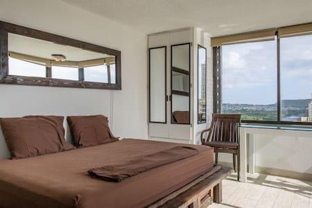 #Beautiful Studio in Waikiki - Apartamento