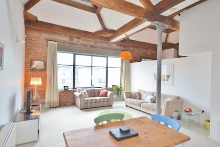 Central Northern Quarter Loft - Flat
