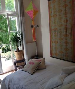 Appartement Vue sur jardins centre - Apartment
