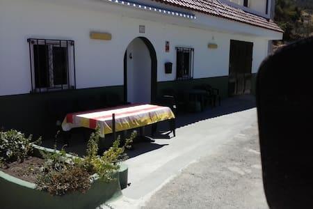 CASA CUEVA EN LA CUMBRE DE LA NATURALEZA  ARTENARA - Casa cova