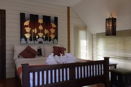 Pai Vintage Garden Resort - Suite - Bed & Breakfast