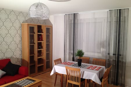Prague Center or Airport - 15 min - Roztoky - Apartment