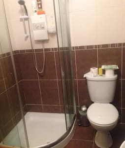Double room with private bathroom - Galway - Apartment