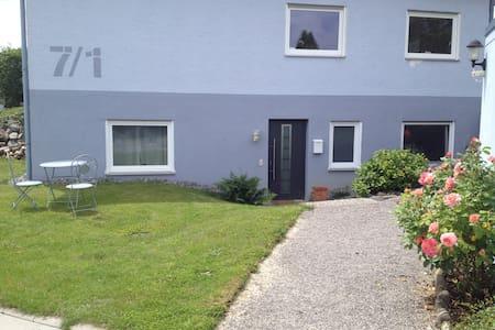 Schöne Wohnung In idyllischer Lage - Rottweil - Apartmen