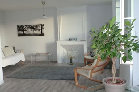 Light and airy apartment with charm - Barbezieux-Saint-Hilaire - Apartment