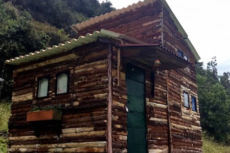 Amazing fully equiped cabin for 2+ - Guasca