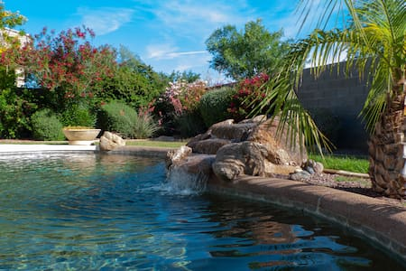 Phoenix Arizona Oasis Relaxation - Haus