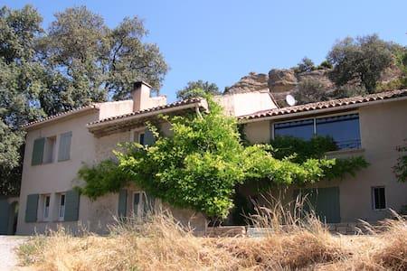 Maison ancienne en Provence LUBERON - House