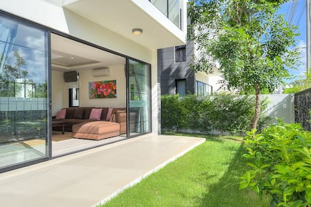 Villa Andy with pool and billiard room - Choeng Thale - Villa