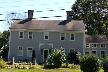 Charming Pemaquid Colonial, room 2 - Bristol - Ház